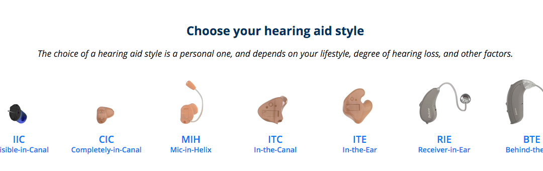 Every customer's hearing needs are different.