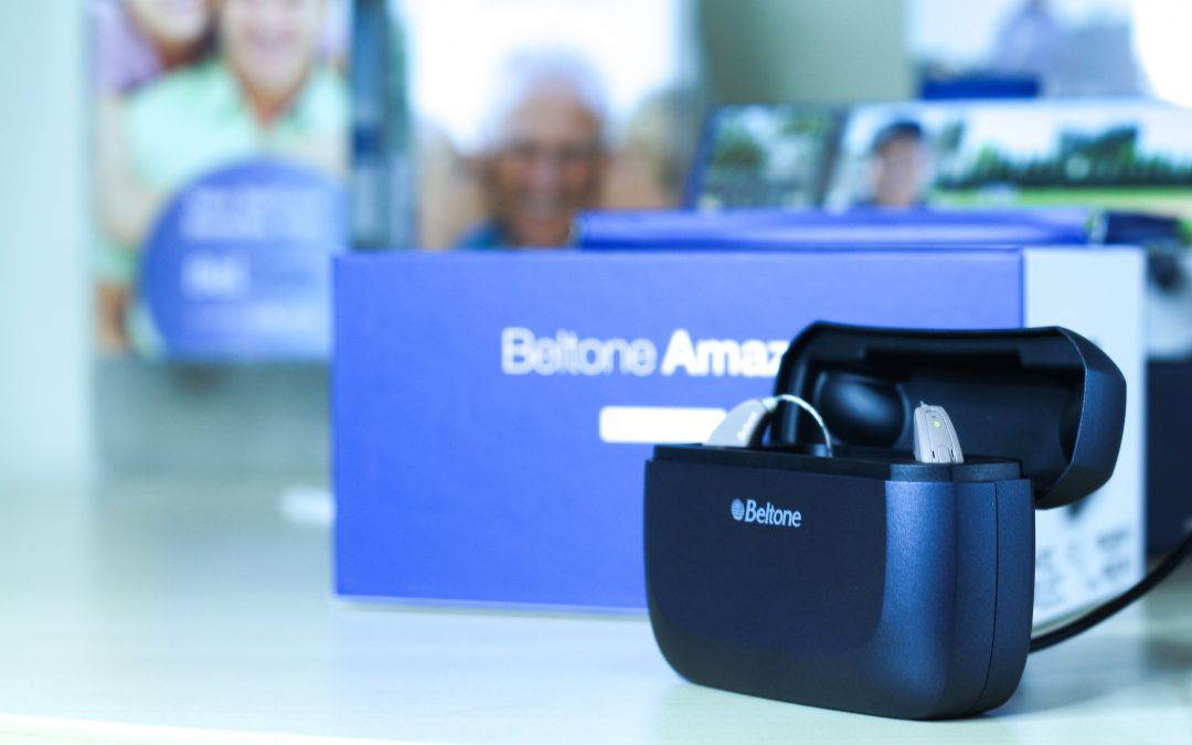 Beltone Amaze hearing aids
