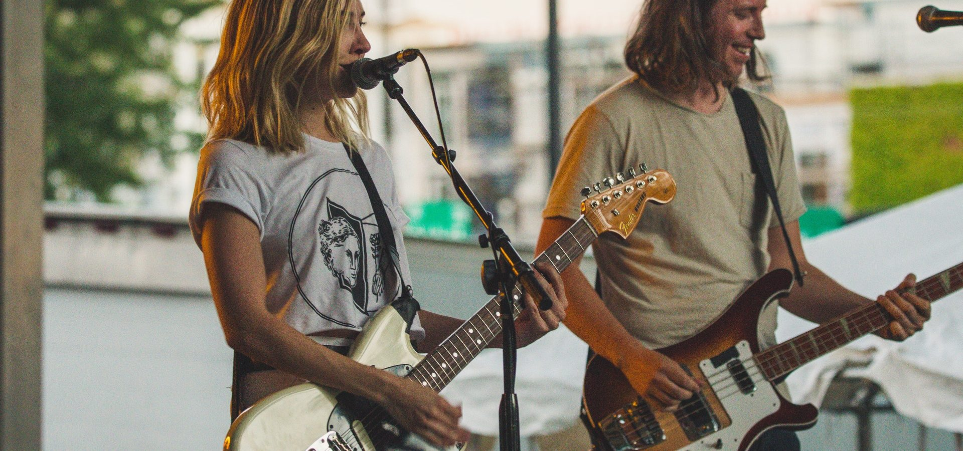 Tinnitus among musicians is common for people who play in live bands at loud volumes